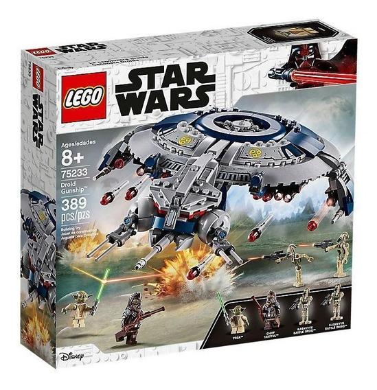 Lego Star Wars Cañonera Droide 75233