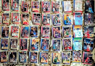 Tarjetas Upper Deck 93-94 Básquetbol