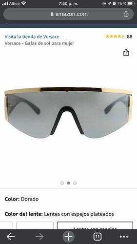 Gafas De Sol Para Mujer Marca Versace De Oportunidad