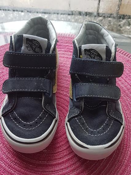 Zapatillas Vans Niños Número 30