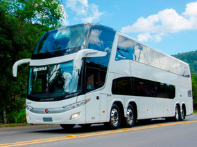 Ônibus Dd 1800 G7 Scania K440 2018