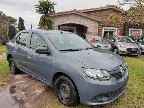 Renault Logan Nuevo Autentique 1.6 Full