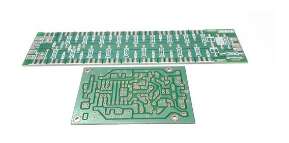 Kit 6 Excitadoras + 6 Réguas Amplificador Tipo Studio R Bx