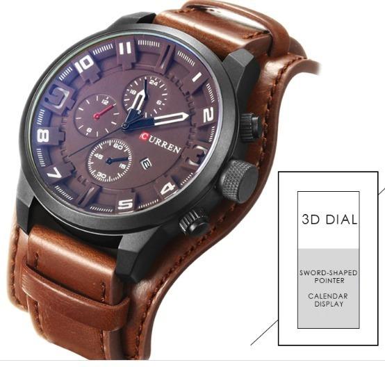 Relógio Curren 8225 - Militar