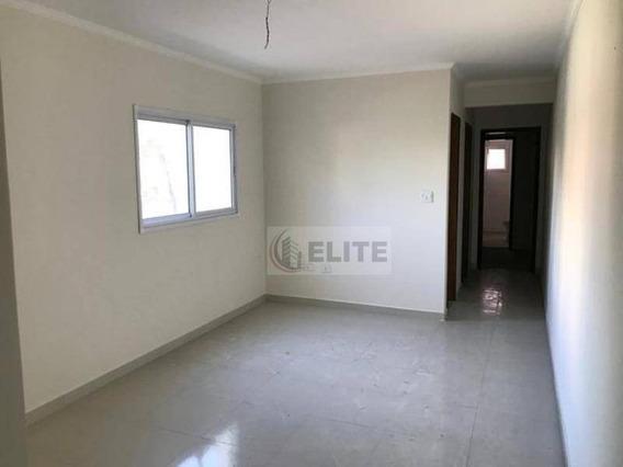 Cobertura Com 2 Dormitórios À Venda, 130 M² Por R$ 350.000,00 - Vila Alzira - Santo André/sp - Co1350