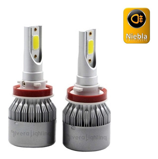 Ek Kit Luces Led Tipo Xenon Hid Niebla H11 Equinox 2005