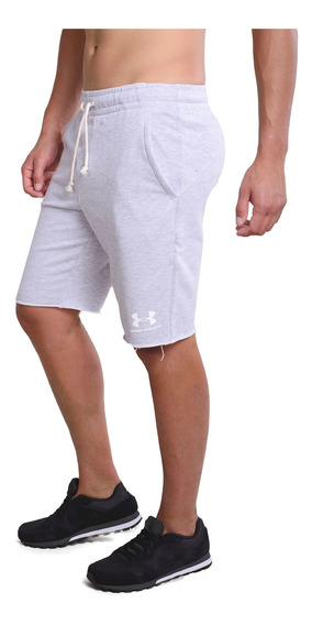 Bemuda Under Armour Sportstyle Terry-1354540-113- Open Sport