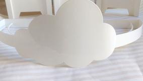 Dossel Nuvem Para Mosquiteiro Berço