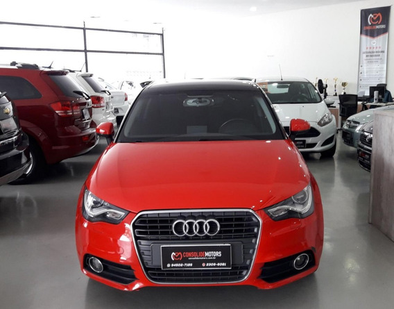 Audi A1 Tfsi Attraction 1.4 Aut. Completo - 2011