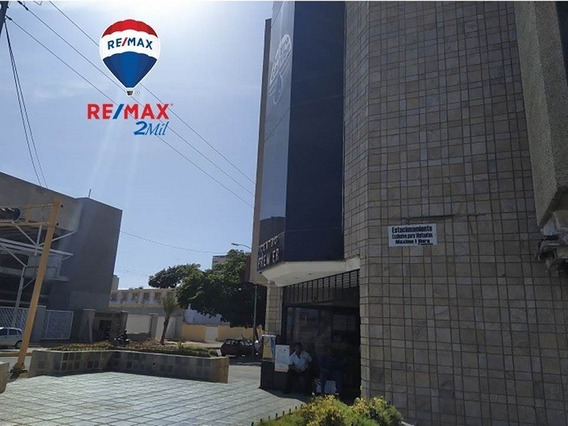 Oficina Ubicada En Av. Bolivar - Ideal Para Invertiri