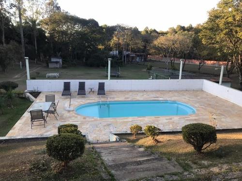 Imagem 1 de 10 de Sitio Em Jacareí - Bairro Da Colônia - Ch0019