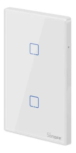 Interruptor Inteligente Wifi Sonoff 2 Boton Google, Alexa.