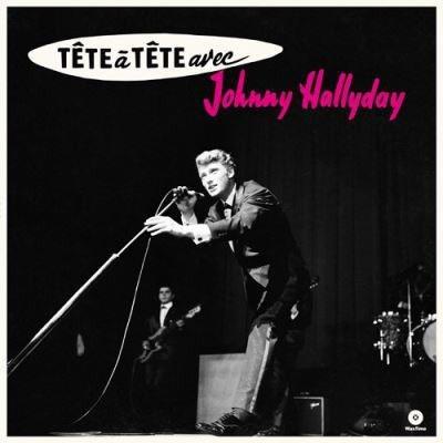 Tete A Tete Avec - Hallyday Johnny (vinilo)