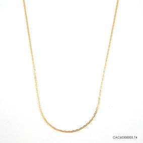 Corrente Masculina Cartier Ouro 18k Cac60300003,74