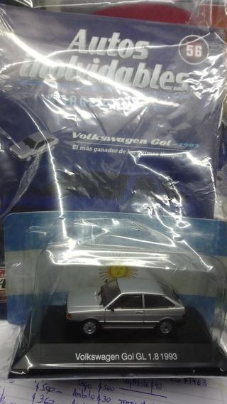 Autos Argentinos Inolvidables 56 Volkswagen Gol
