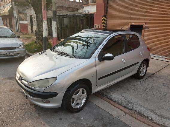 Peugeot 206 1.6 Xt Premium 2004