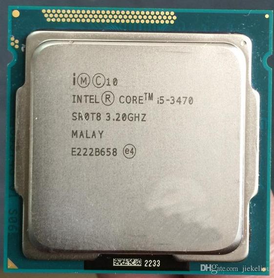 Core I5 3470 + Cooler