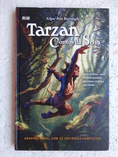 Tarzan Contos Da Selva! Pixel 2015! Capa Dura