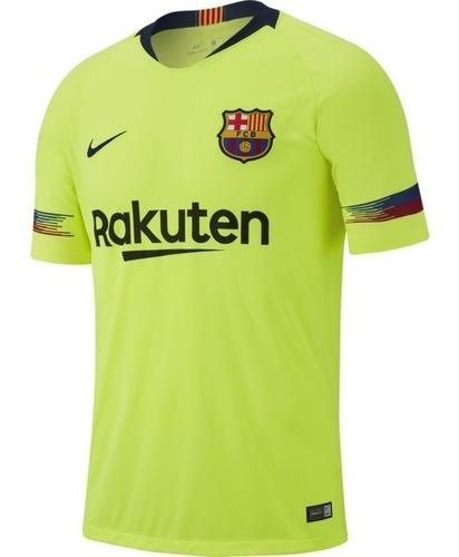 2891a3c465 Camiseta Verde Barcelona - Camiseta del Barcelona para Hombre en ...