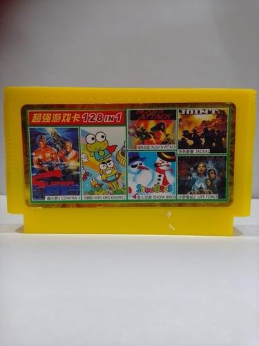 Cartucho Family Game Retro  128 Juegos