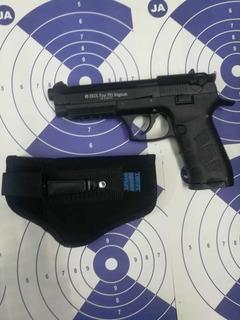 Pistola Traumatica Ekol Firat Mágnum50 Cartuchos3 Carnet