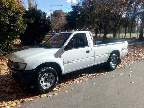 Isuzu Pick Up 2.5 Turbo Diésel