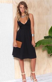 Vestido Elegante De Moda Talla Grande O Plus