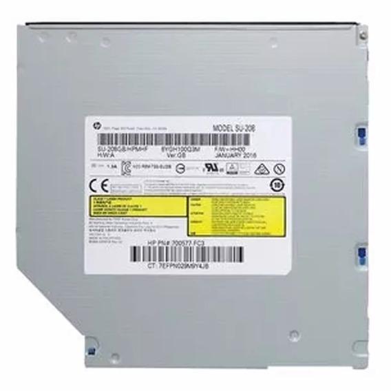 Gravador Dvd Dell Inspiron 14 Sata 9.5 Slim Su 208gb Deghf