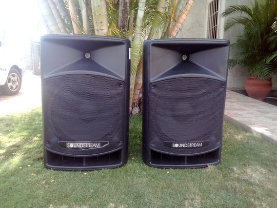 Corneta Amplificada Sound Stream 15 500v