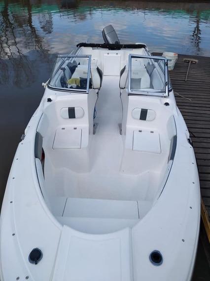 Tracker Albatros 640 Open Sport Yamaha 90hp 2t 250hrs