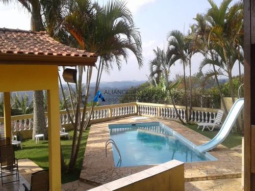 Chácara Em Condomínio Champs Prives Golf - Ch00218 - 68239390