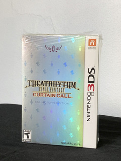 Theatrhythm Final Fantasy: Curtain Call Collectors Edition