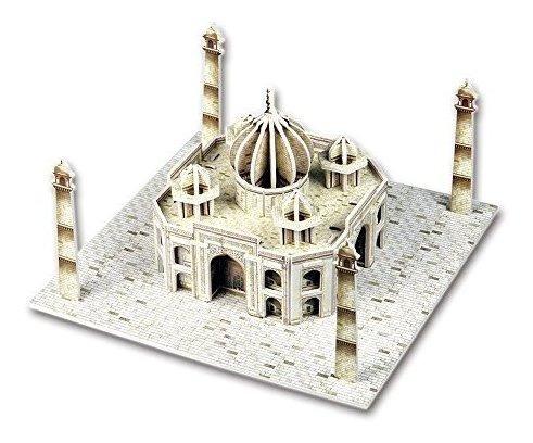 Taj Mahal Puzzle Cubicfun S3009h 32 Piezas