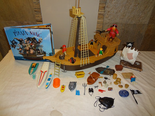 Barco Playmobil 1978 24