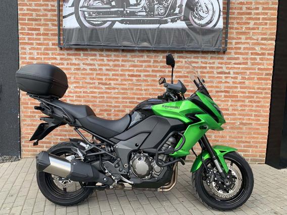 Kawasaki Versys 1000abs 2017 Impecável Com 7400km