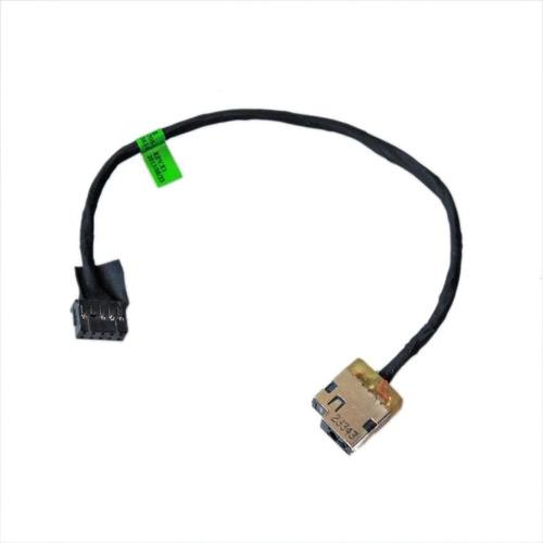 Power Jack Hp 15-q 15-j 713705-yd4 Cbl00361-0200 10 Pin P95