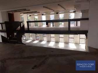 Laje Comercial Para Alugar, 318m² - Itaim Bibi - São Paulo/sp - Lj0716