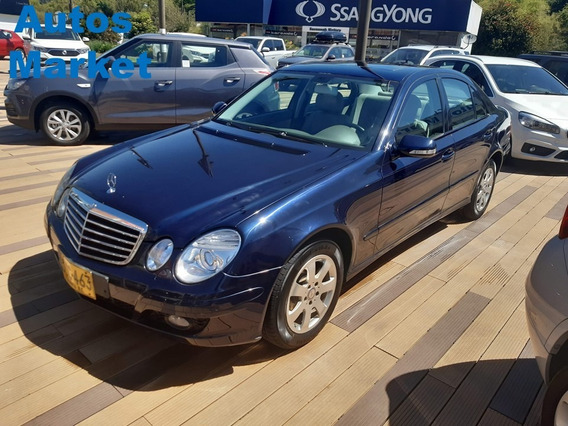Mercedes Benz Clase E E200 K