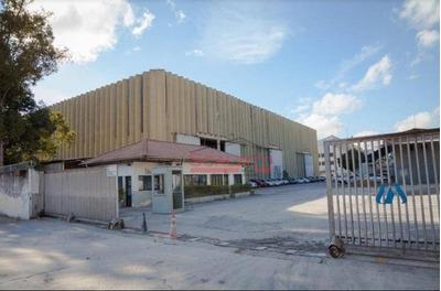 Galpão Industrial Para Locação, Vila Leopoldina, São Paulo. - Ga0017