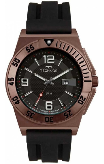 Relógio Technos Masculino Racer 2117lbk/8p