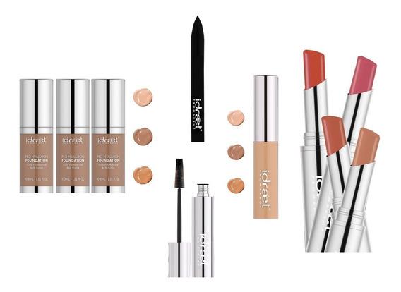 Kit Maquillaje Profesional 12 Productos Idraet Promakeup