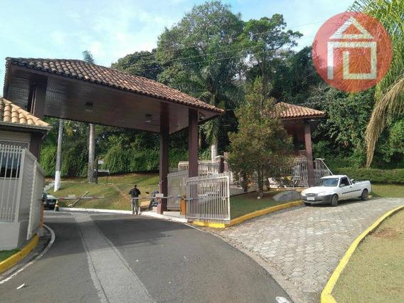 Terreno À Venda, 600 M² Por R$ 350.000 - Residencial Colinas De São Francisco - Bragança Paulista/sp - Te0994