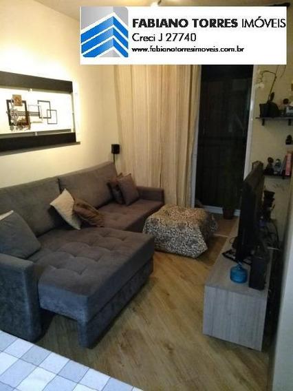 Apartamento A Venda Em São Bernardo Do Campo, Bairro Dos Casas, 2 Dormitórios, 1 Banheiro, 1 Vaga - 1787