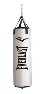Bolsa Boxeo Everlast Nevatear Heavy Bag Shell 60 Lb