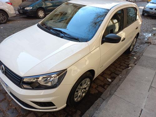 Imagen 1 de 8 de Volkswagen Gol Trend 1.6 Trendline 101cv 2020