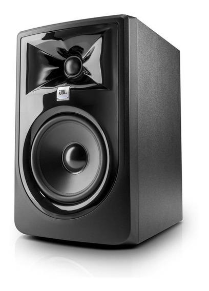 Caixa De Som Acustica Jbl 305p Mkii Ativa Monitor De Estudio