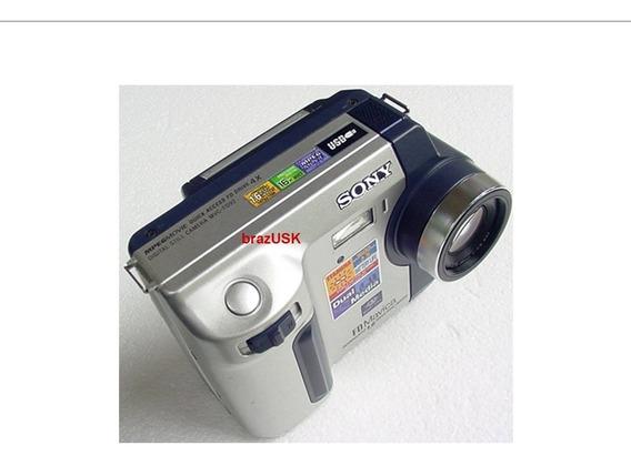 Camera Digital Fd 92 Sony Mavica Mvc-fd92 16xzoom 1.6 Mp