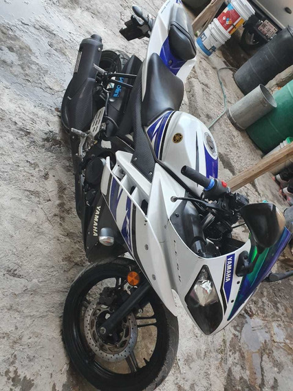 Yamaha R15 Scooter