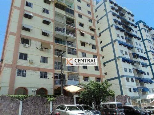 Imagem 1 de 8 de Apartamento Com 2 Dormitórios À Venda, 85 M² Por R$ 210.000,00 - Brotas - Salvador/ba - Ap2904
