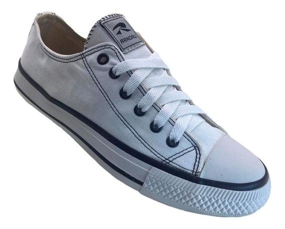 Tênis Infantil Casual Sneaker Atenas Cano Curto.